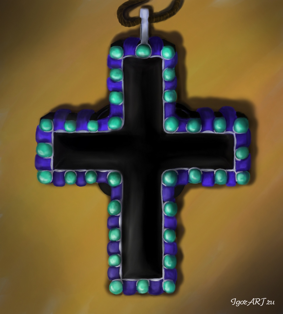 Крест, март 2014